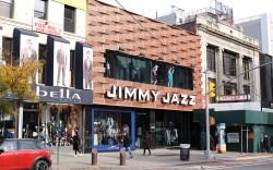 Jimmy Jazz Harlem New York City