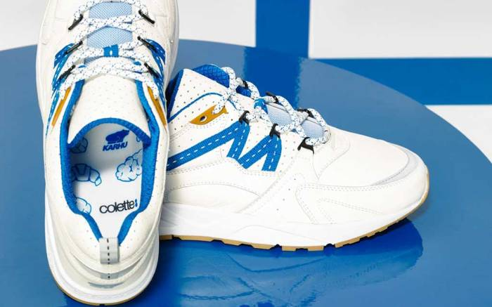 Karhu Fusion 2.0 sneaker collaboration with Colette.