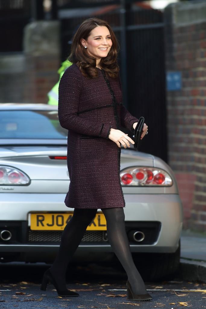 Catherine Duchess of CambridgeCatherine Duchess of Cambridge visit to The Rugby Portobello Trust, London, UK - 12 Dec 2017
