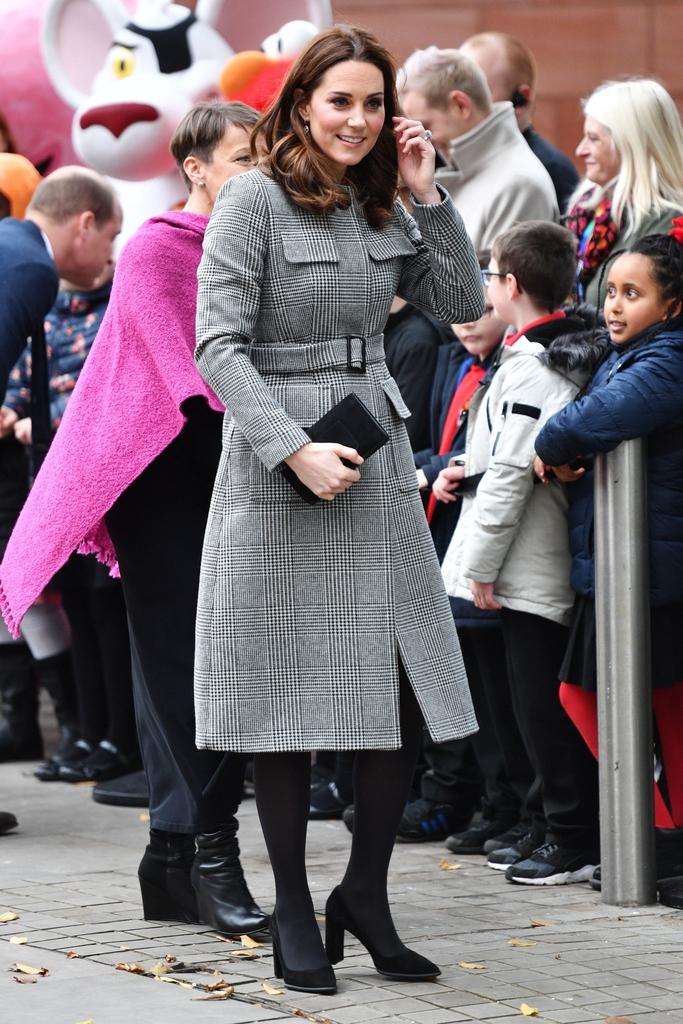 Kate Middleton, Prince William, Tod's
