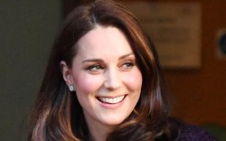 Kate Middleton, Duchess of Cambridge, radiant