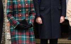 Kate Middleton's Church Style