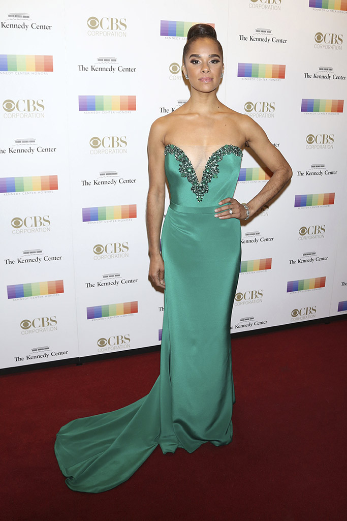Misty Copeland Kennedy Center Honors 2017