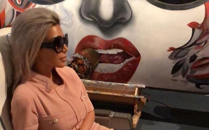 Kim Kardashian, Chrissy Teigen, birthday