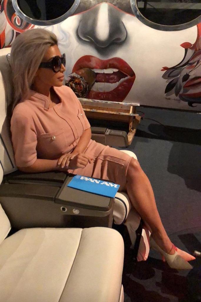 Kim Kardashian, Chrissy Teigen