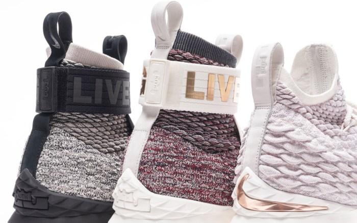 Kith x Nike LeBron 15