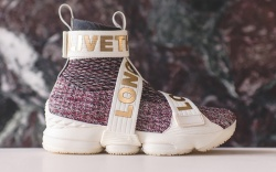 Kith x Nike LeBron 15 Stained