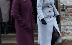 The British Royals' 2017 Christmas Style