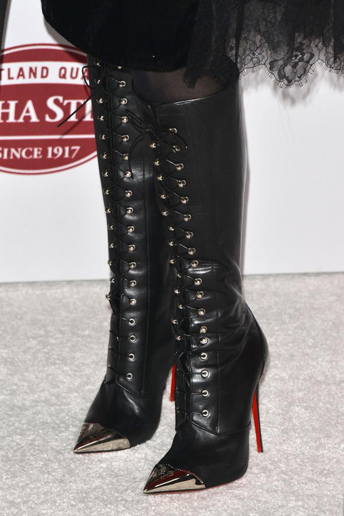 Laura Dern, boots
