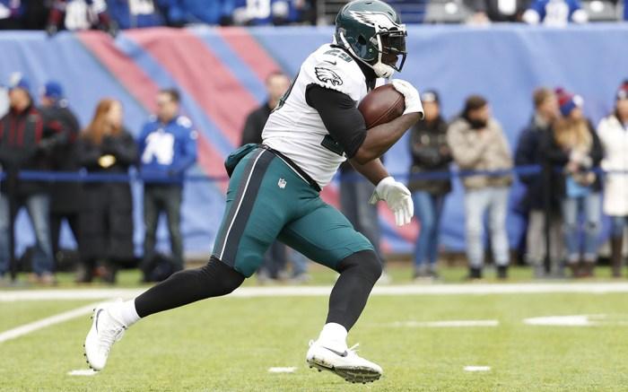 LeGarrette Blount Philadelphia Eagles Nike Vapor Untouchable Pro