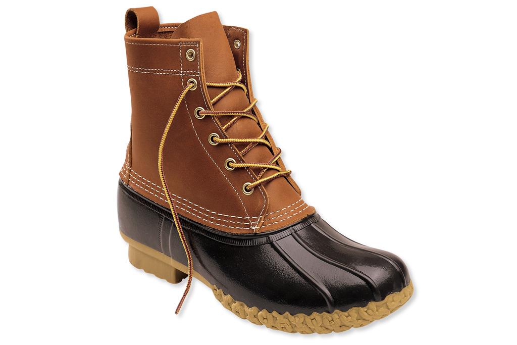 L.L. Bean duck boot