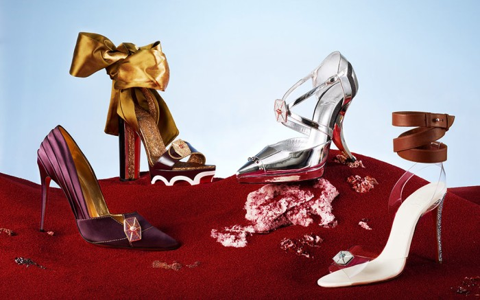 christian louboutin, star wars, collection