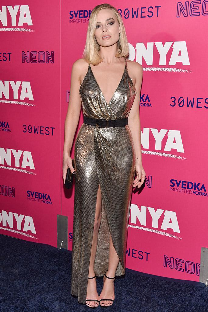 Margot Robbie I, Tonya Premiere