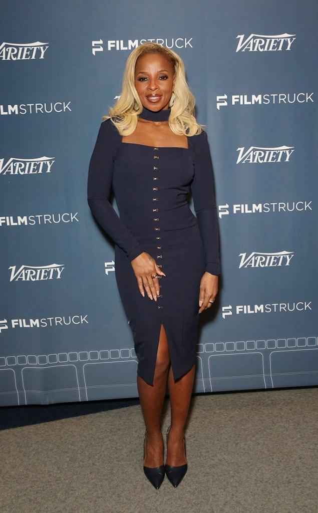 Mary J. Blige Mudbound Variety film screening