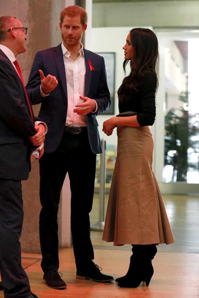 Meghan Markle, Prince Harry, charity trust