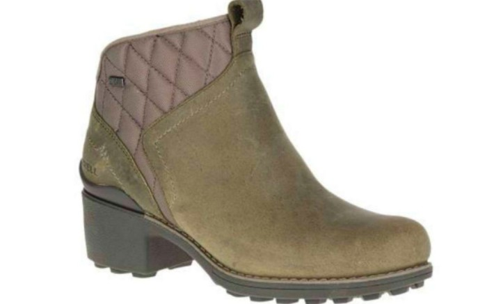 Merrell Chateau Mid Pull Waterproof Boot