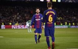 Lionel Messi, Luis Suarez, FC Barcelona