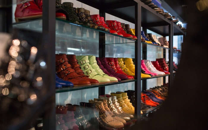 modern vice, boots, factory tour, jordan
