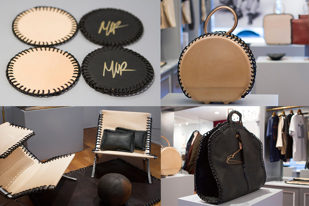 mwr collection, leather goods, holiday gift guide