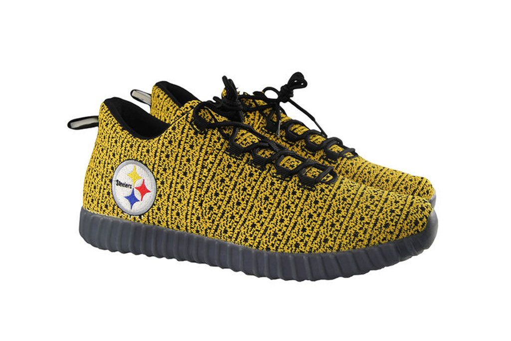NFL Knit Light-Up Sneakers
