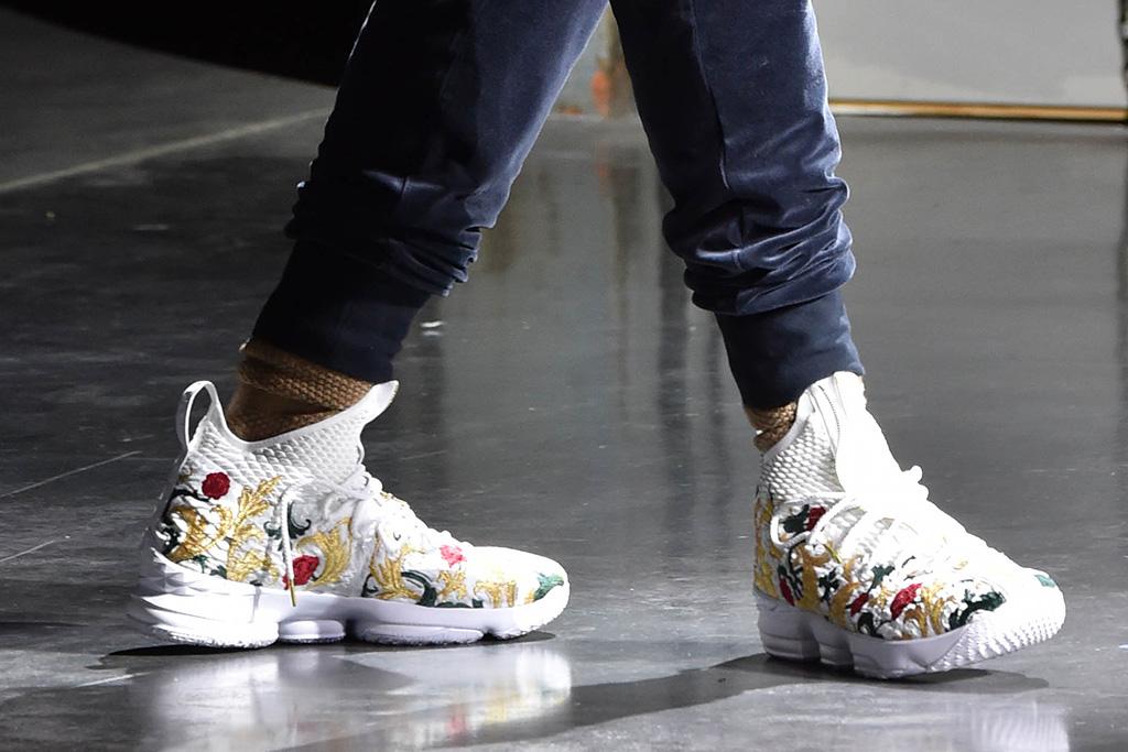 LeBron James Nike Kith Sport