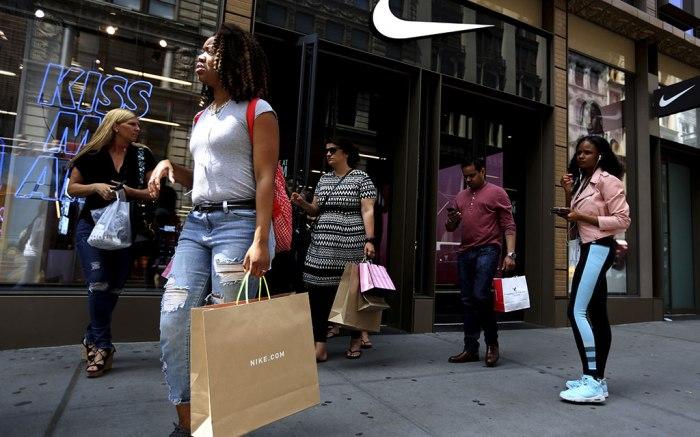 Nike store soho new york