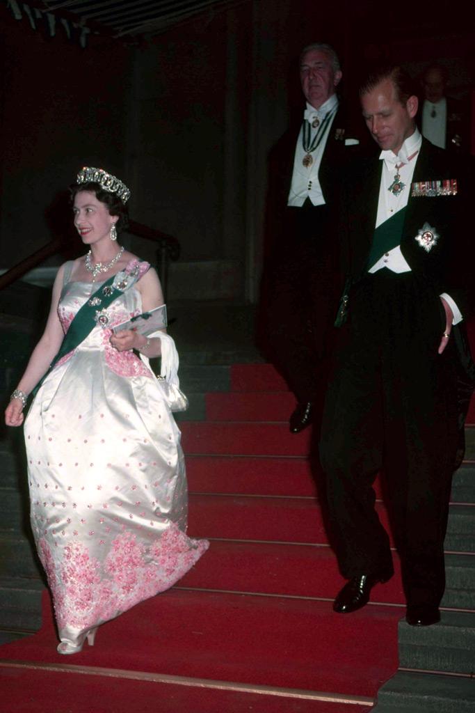 young queen elizabeth ii, 1960s, shoe style, british monarchy