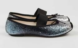 Repetto x Colette collaboration ballet pump
