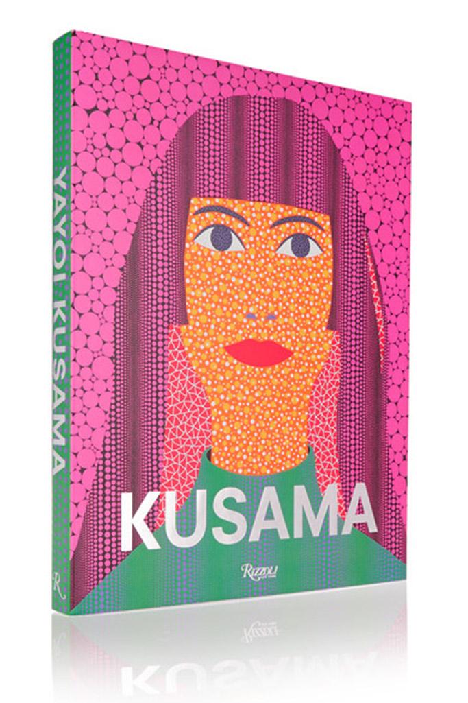 yayoi kusama, artist, book, holiday gift guide