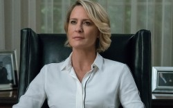 Robin Wright, claire underwood, netflix house