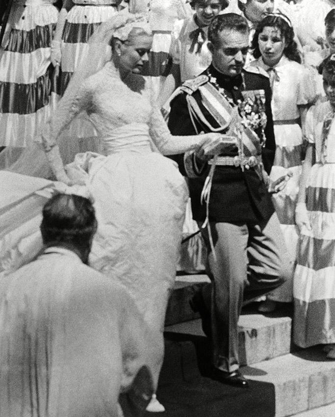 Grace Kelly, Prince Rainier