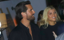 Art Basel Kick-Off party, scott disick,
