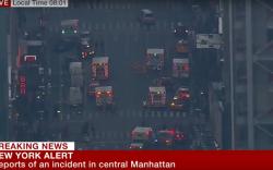 Port Authority Explosion: Evacuation Throws Times