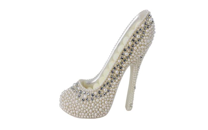 Shoe Jewelry Holder, jewelry nanny high heel