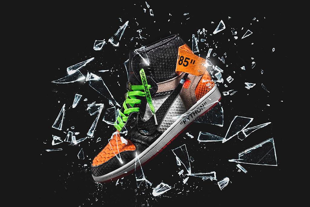 Shattered Backboard' Python Air Jordan