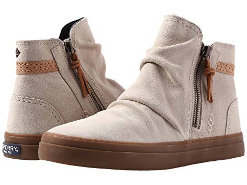 Sperry Crest Zone Waterproof Suede shoes