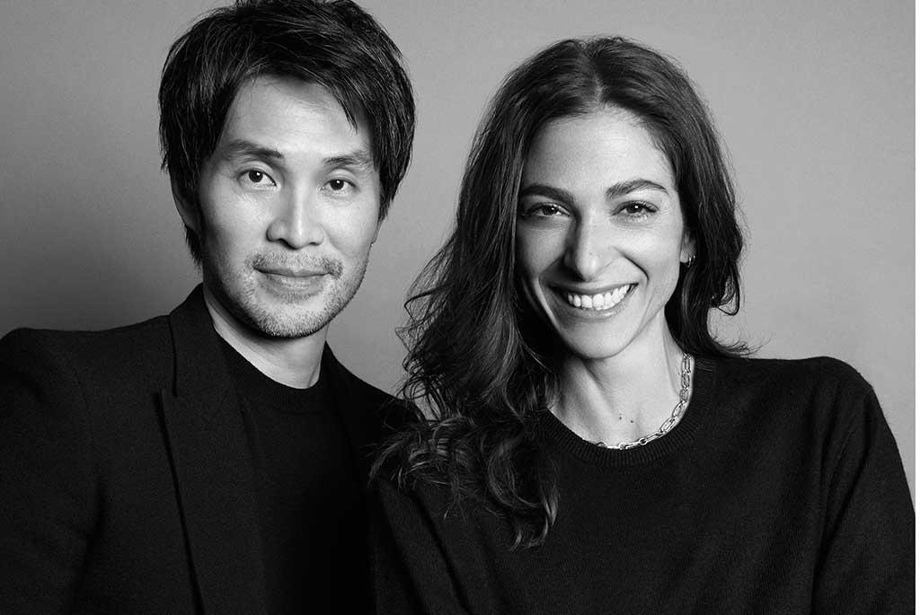 Stephen Chi and Capucine Safyurtlu