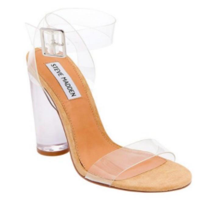 Steve Madden Women's Clearer Sandal