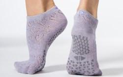 Tavi Noir Yoga Socks