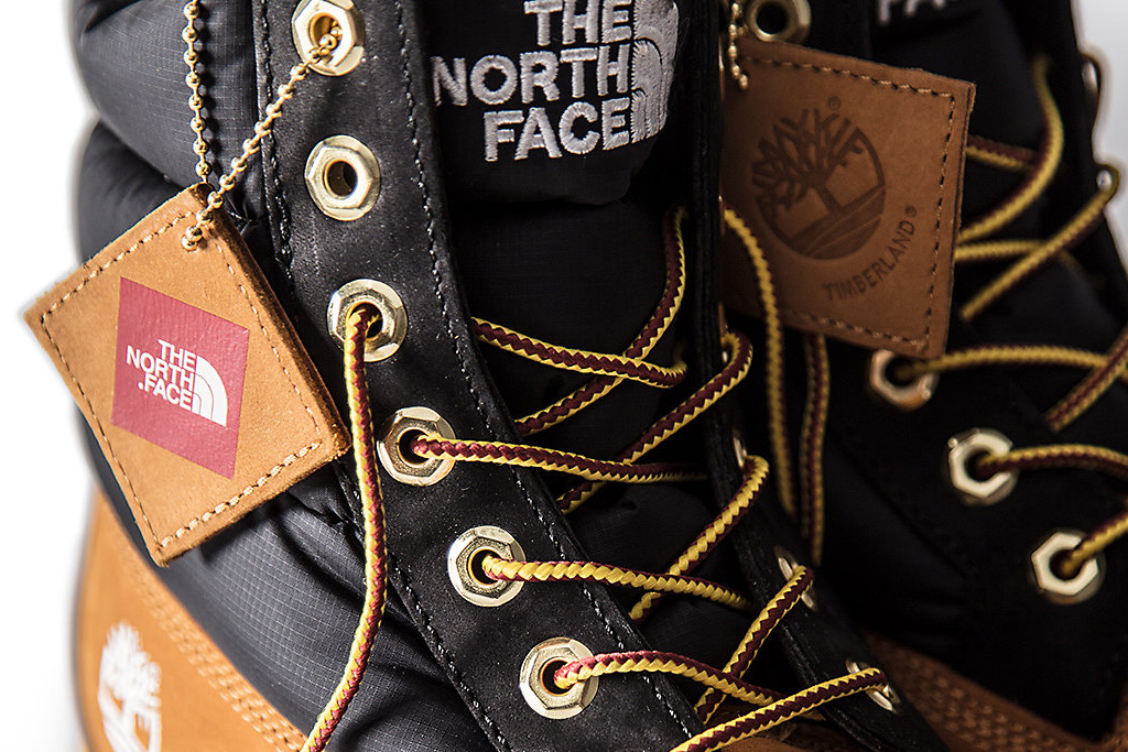 The North Face Timberland Boots Jacket