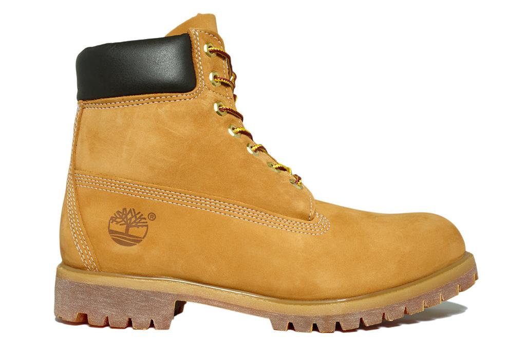 Timberland 6-inch Premium wheat boot