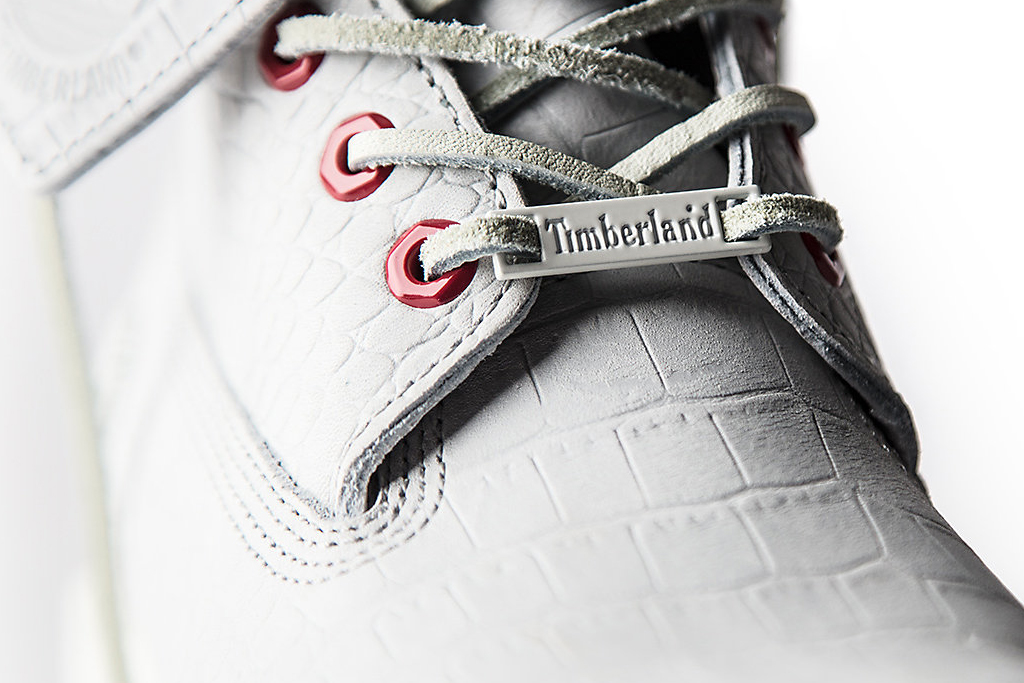 Timberland Releases Limited Boots That