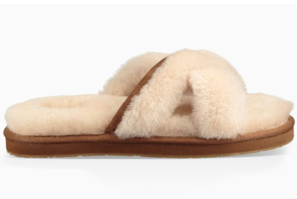 ugg, slipper, holiday gift guide