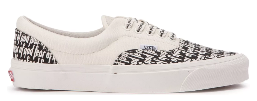 Vans Era 95 DX x Fear of God White/Black