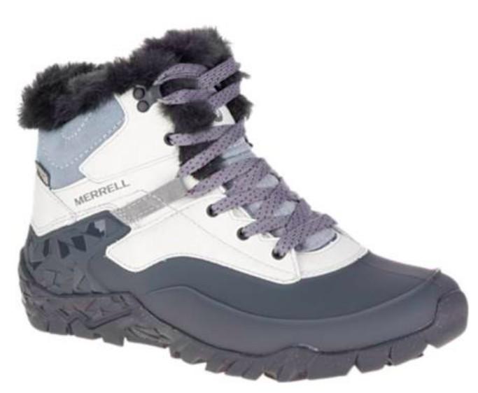 Women's Merrell Aurora 6 Ice Waterproof Boot