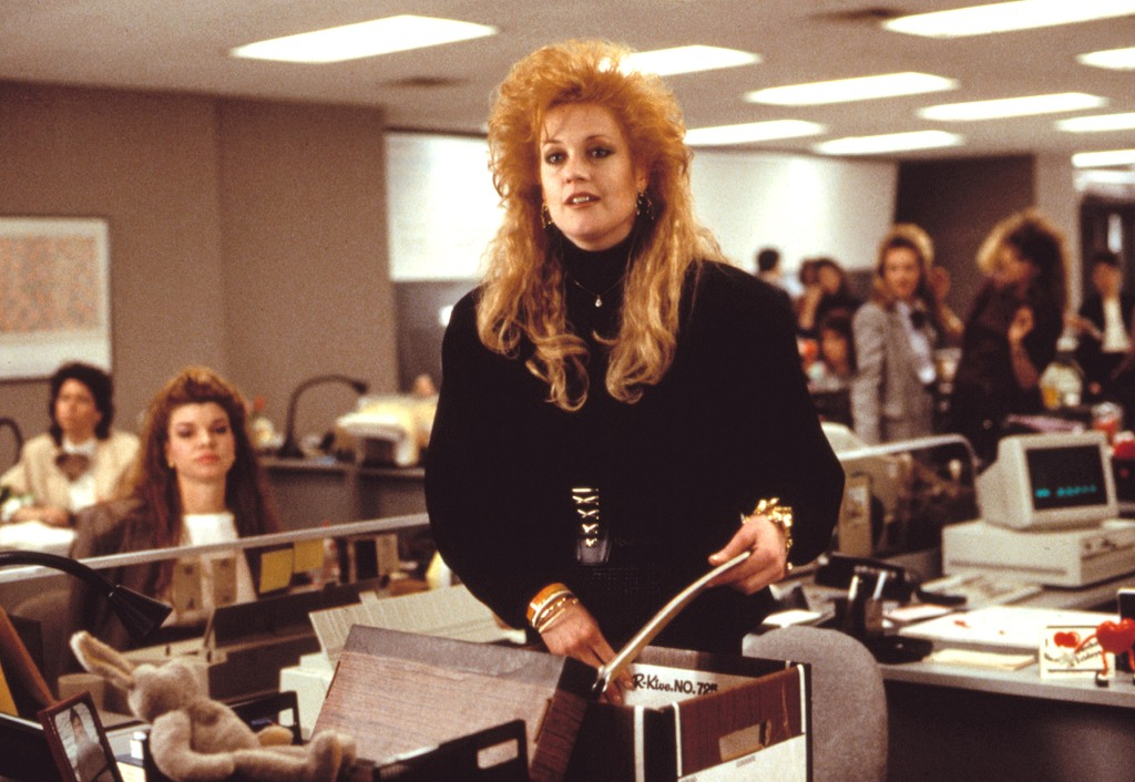 Working Girl Melanie Griffith Tess McGill