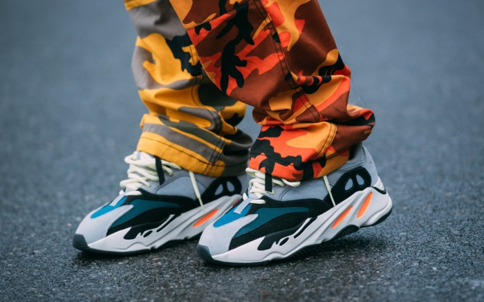 Sneaker Con NYC, street style, sneakers, Yeezy Wave Runner