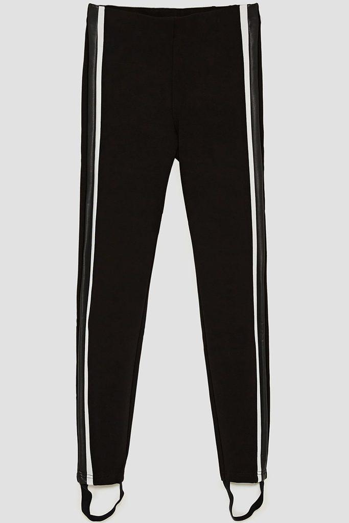 Zara Fuseua stirrup leggings