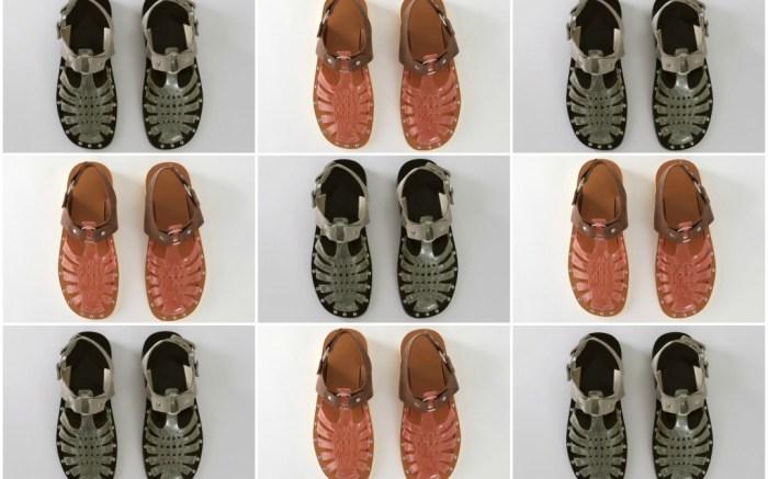 Acne Studios Jelly Sandals