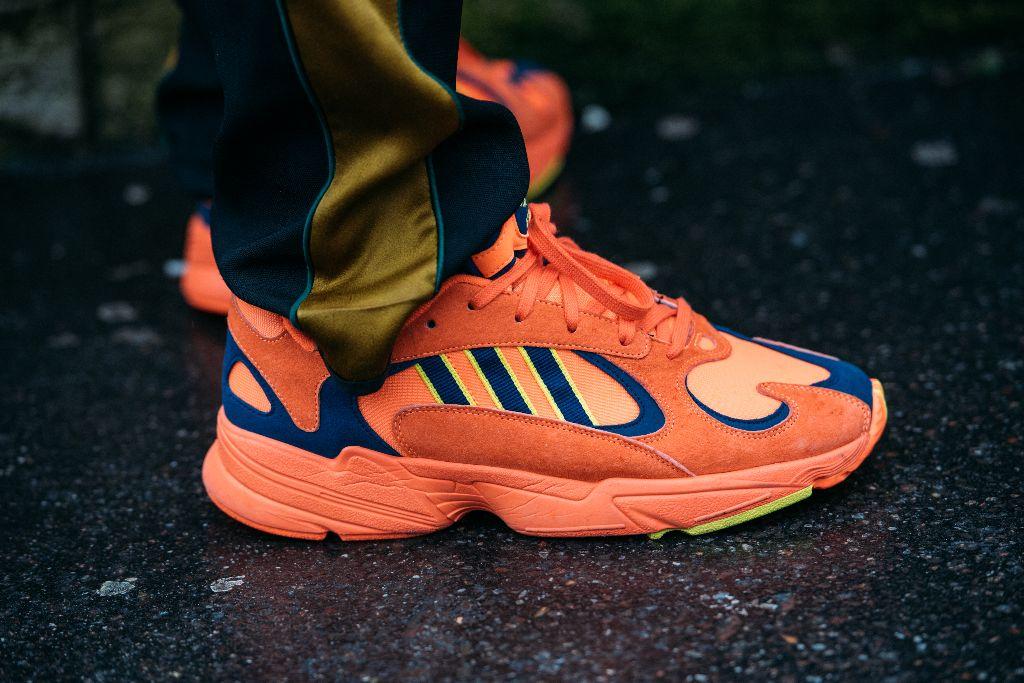 adidas sneakers, paris men's fashion week street style